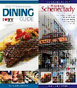 Dining -Visitor guide covers