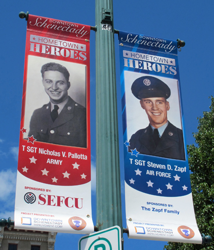 2019 Hometown Heroes Banner Program Seeks Nominations