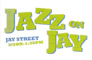 jazz on jay logo