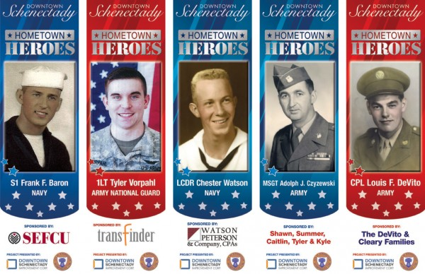 2016 Hometown Heroes Banner Program