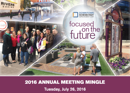 2016 Annual Meeting Mingle