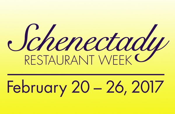 Schenectady Restaurant Week 2017