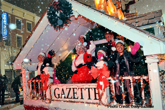 2017 Daily Gazette Holiday Parade