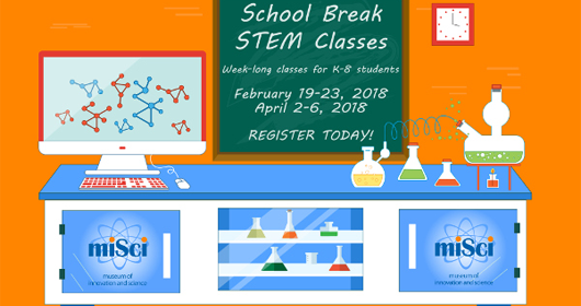 April Break Stem Classses