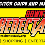 Downtown Schenectady Visitor Guide & Map