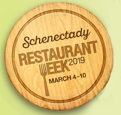Schenectady Restaurant Week