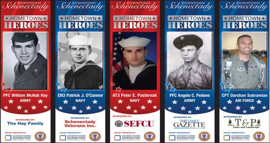 2019 Hometown Heroes Banner Program