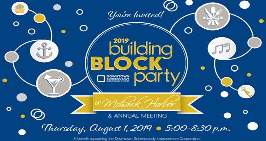2019 Building Block Party
