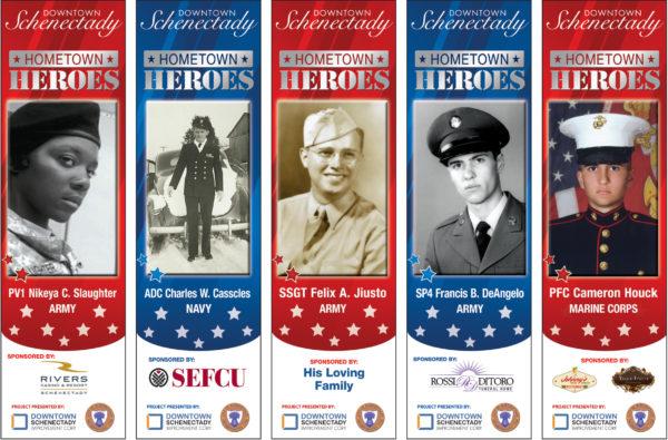 2020 Hometown Heroes Banner Program