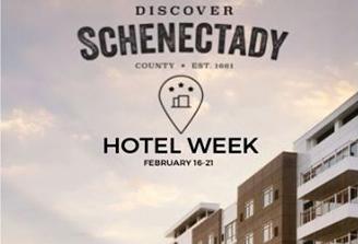 Discover Schenectady Hotel Week