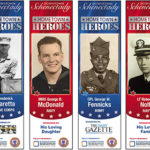 2021 Hometown Heroes Banner Program Seeks Sponsors