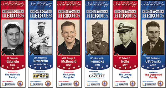 2021 Hometown Heroes Banner Program Seeks Sponsors
