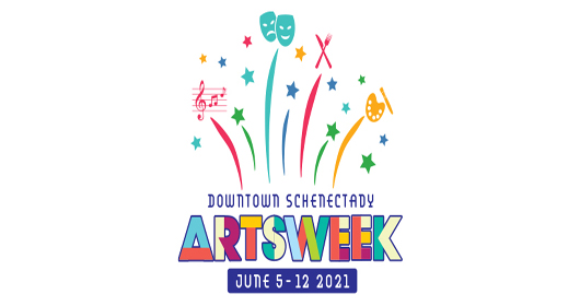 3rd Annual #DowntownSchenectady ArtsWeek!