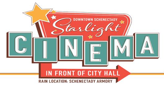 Downtown Schenectady Starlight Cinema