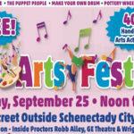 27th Annual Kids Arts Festival